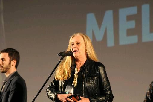 Paula Gaitán levou o prêmio de melhor longa-metragem de ficção, por