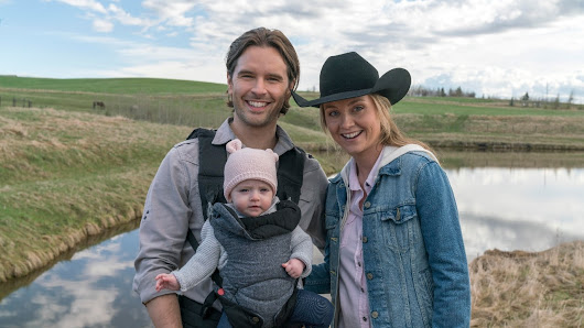 First Look at Amy, Ty and… - Blog - Heartland
