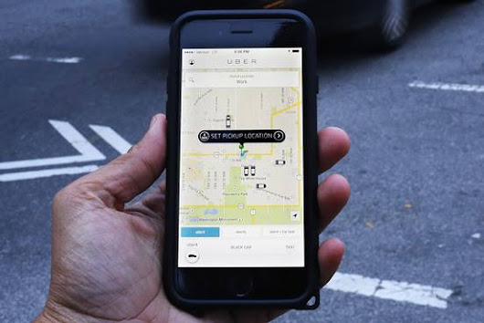 Uber Tests New Rider Rules: Two Minutes to Cancel or Show Up…or Else    - WSJ