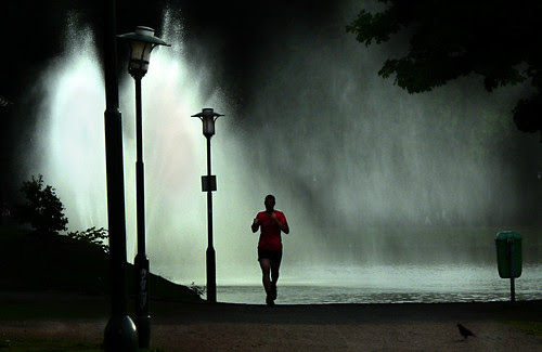 the long distance runner por marco_welt