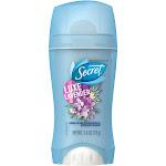 Secret Luxe Lavender Invisible Solid Antiperspirant/Deodorant 2.6 oz. Stick