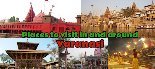 Places to visit in and around Varanasi - Dream Travel Trip