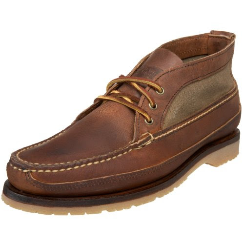 Red Wing Men's Wabasha Chukka,Copper ,9.5 E US