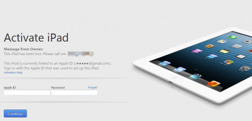 How To Bypass iPad And iPhone Activation Lockscreen For Free