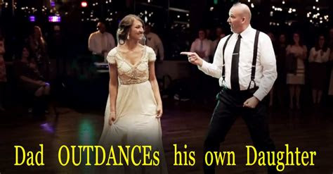 dad outdances   daughter wedding dvds gerry duffy