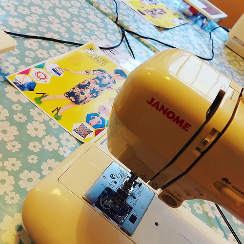 Ministry of Craft: Develop Your Sewing Skills Course (Weeks 1 & 2)