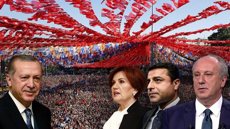 H Τουρκία ψηφίζει