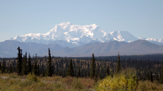 Testing Out The F800 On The Denali Highway - Riding Full Circle