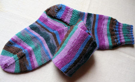 Kaffe's Pool Socks