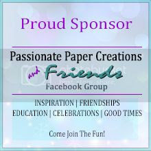 AuroraWings is a proud sponsor of Passionate Paper Creations and Friends.
