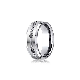 Black Diamond Cobalt Mens Wedding Band   Desires by Mikolay