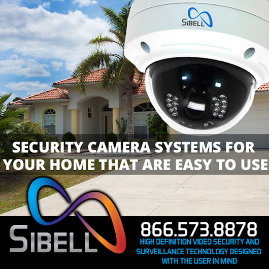 Sibell Home Security Camera Systems | Sibell Technology