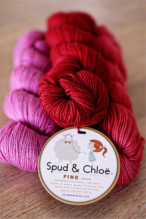 Spud & Chloe Yarn