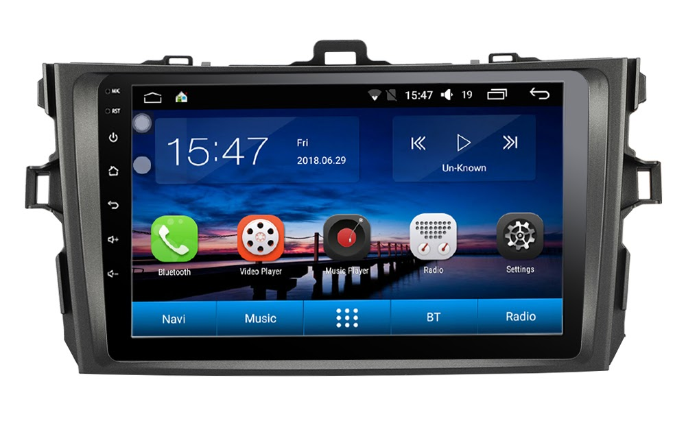 Android Car Radio 2G+32G 10 Inch Touch Screen GPS Stereo Player CAMECHO 2 Din Bluetooth WIFI Sat Navi FM Mobile Phone Mirror Link Dual USB Car Video+Backup Camera