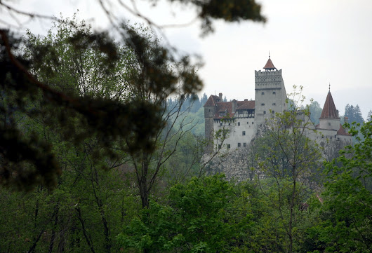 Romania's Castle Dracula Up for Sale