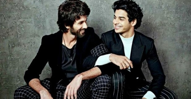 Ishaan's comment on Shahid recent photo proves that sibling leave no chance in roasting each other