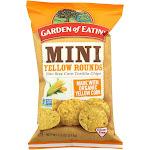 Garden Of Eatin' Mini White Corn Tortilla Rounds - Tortilla Rounds - Case Of 12 - 7.5 Oz.