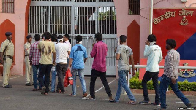 Exam scandal arrests