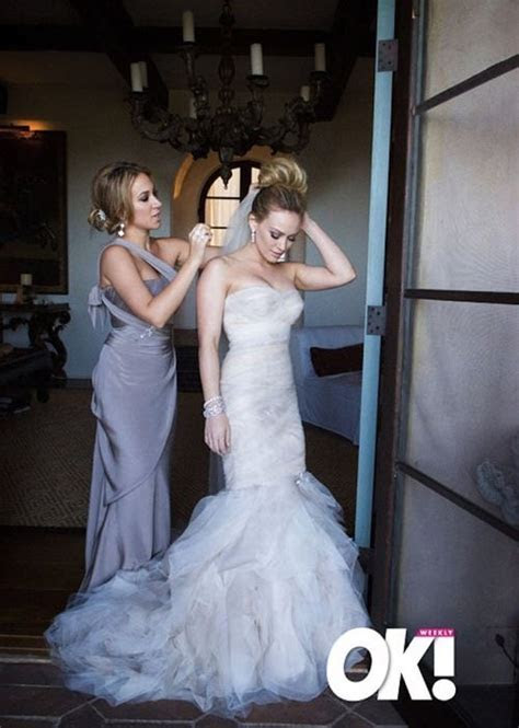 17  images about Celebrity Weddings on Pinterest   Portia