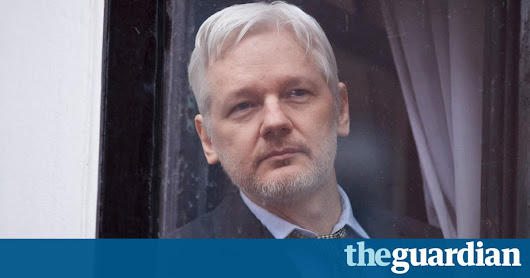 Julian Assange confirms he is willing to travel to US after Manning decision | Media | The Guardian