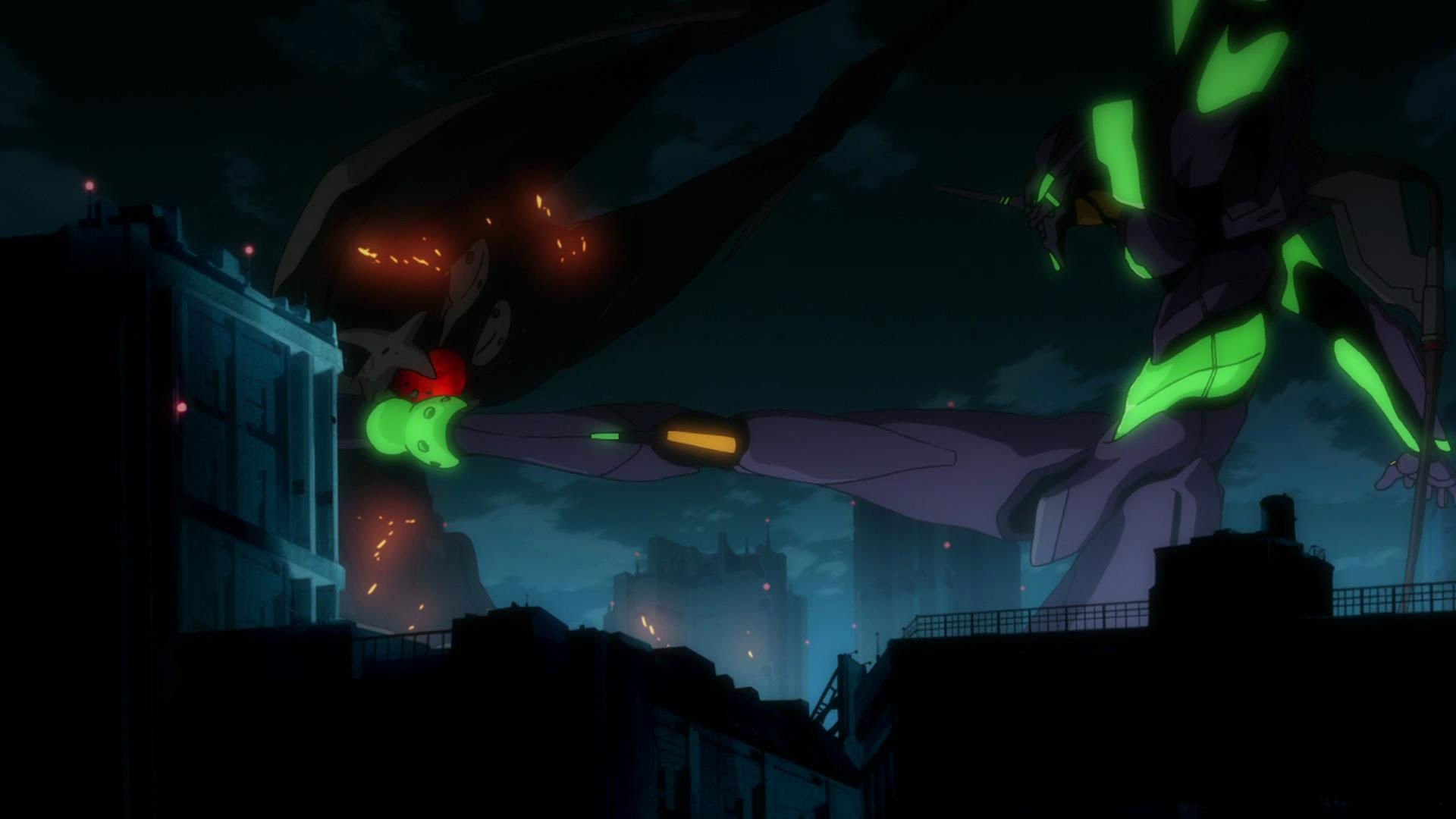 City Shrouded in Shadows cancels Vita Version, Evangelion Unit-01 and Gamera confirmed screenshot