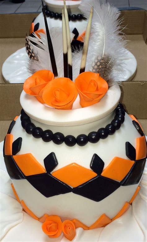 African Pot Wedding cake   African wedding cakes in 2019