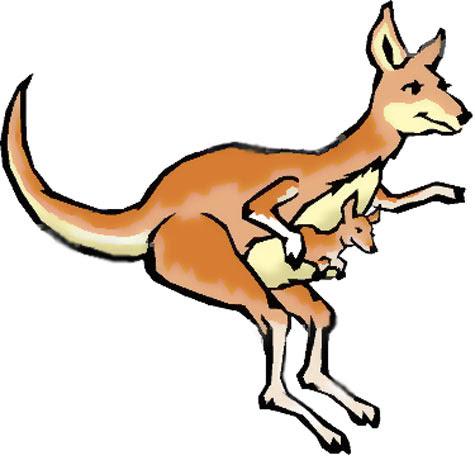 Cangurina con cucciolo
