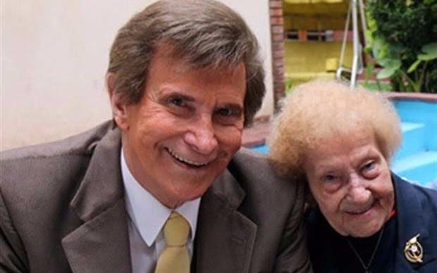 Tita, la madre de Soldán, falleció este martes a los 102 años