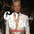 60 Seconds of Style BALMAIN Frühjahr/Sommer 2015