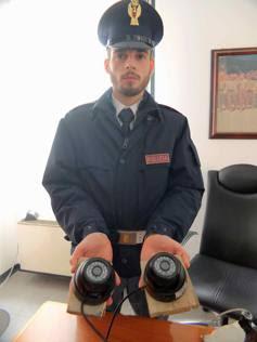 Telecamere abusive, il «controspionaggio» dei nomadi