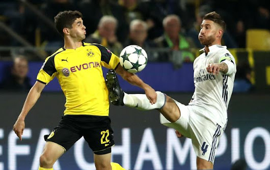 Dortmund meet Madrid again as Besiktas look to end drought - Champions League in Opta numbers - beIN SPORTS