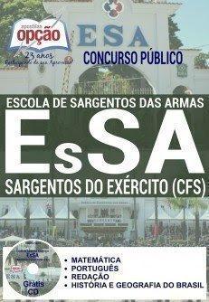 Apostila Sargentos do Exército (CFS)