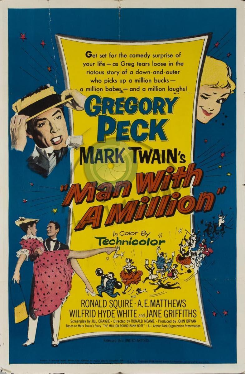 El millonario (1954)
