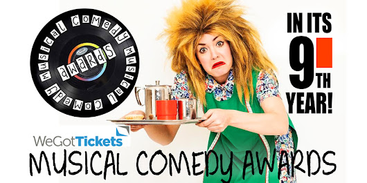 Musical Comedy Awards finalists 2017 - British Comedy Guide