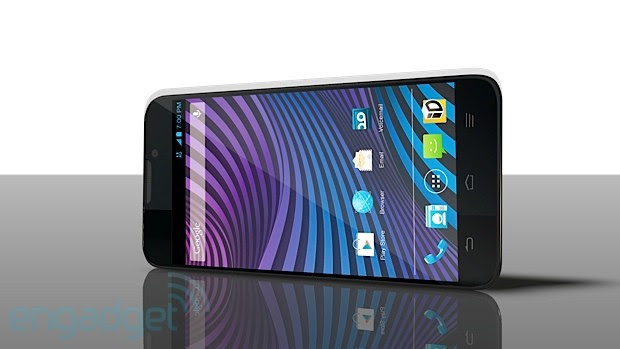 Sprint Vital leaks out ahead of launch 5inch HD display, 15GHz dualcore processor, 13MP camera and Android 41