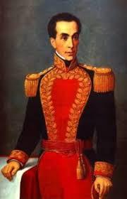 Слика на Симон Боливар (1783-1830) од Википедија.