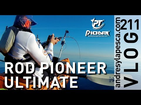 ROD PIONEER ULTIMATE 170