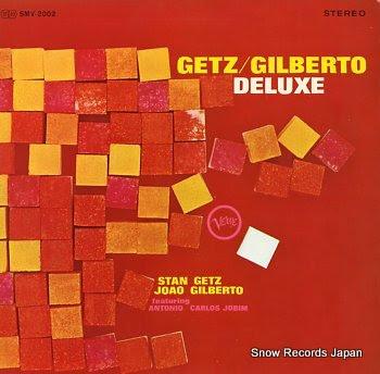 GETZ, STAN / JOAO GILBERTO deluxe
