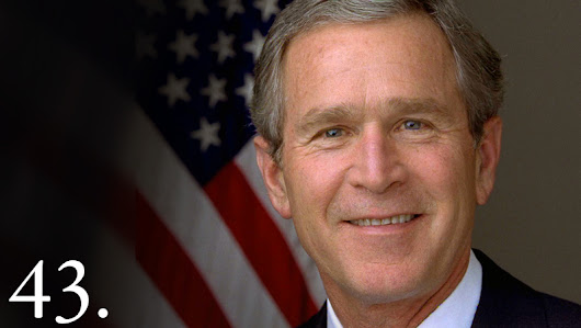 George W Bush's Private Email Account and Server
