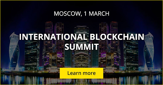 International Blockchain Summit!