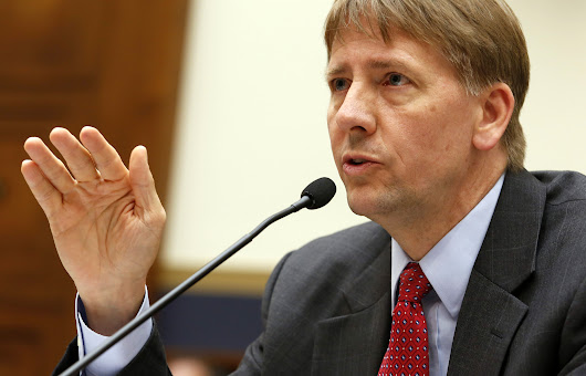 More rumors concerning Cordray's plans to leave CFPB