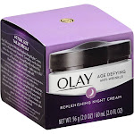 Olay Anti Wrnkle Nght Crm Size 2z Olay Age Defying Anti Wrinkle Night Cream 2z -PACK 6