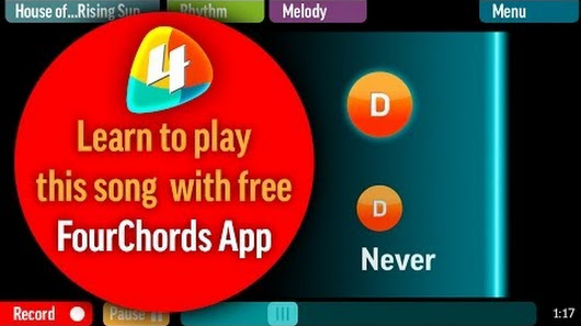 Fourchords Application - Google+