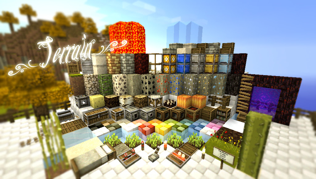 Minecraft 1.2 3 Texture Packs