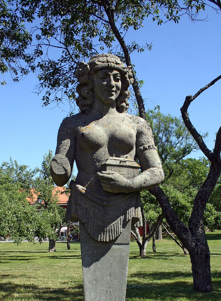Female Sculpture