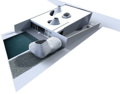 3ders.org - Emerging Objects 3D prints house out of salt | 3D Printer News & 3D Printing News