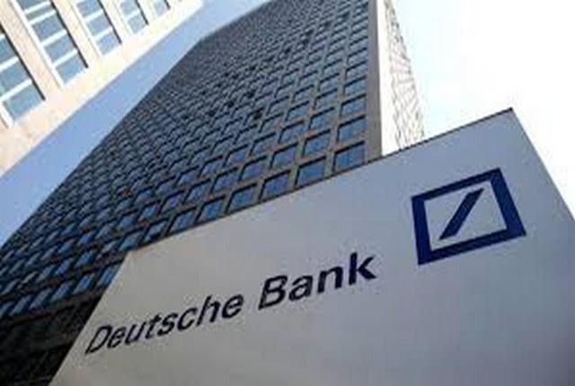 Οι ΗΠΑ γκρεμίζουν τη Deutsche Bank