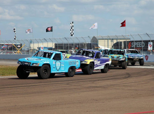 STADIUM SUPER TRUCKS TO RACE ROAD AMERICA AUGUST 23-25, 2018 -