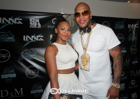 Ashanti and Flo Riday
