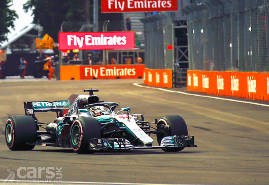 Lewis Hamilton WINS the Singapore Grand Prix | Cars UK